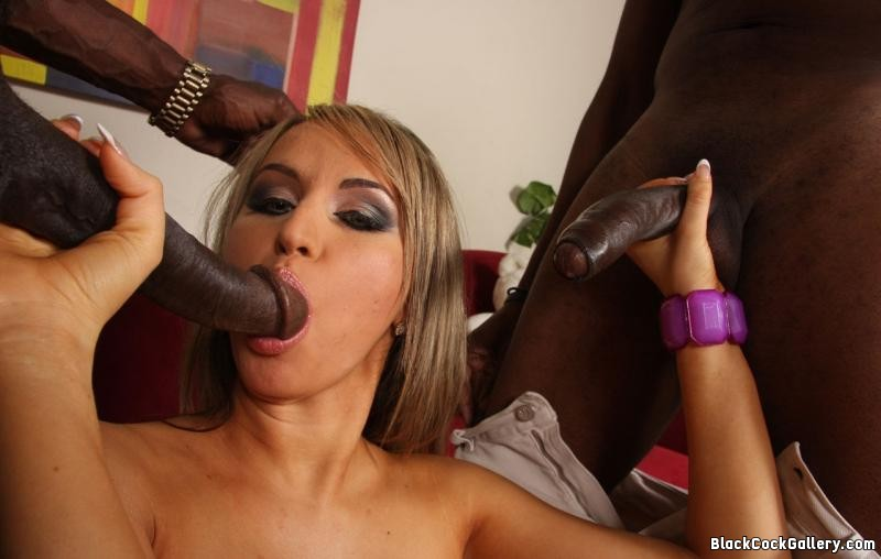 Black sluts sucking dick