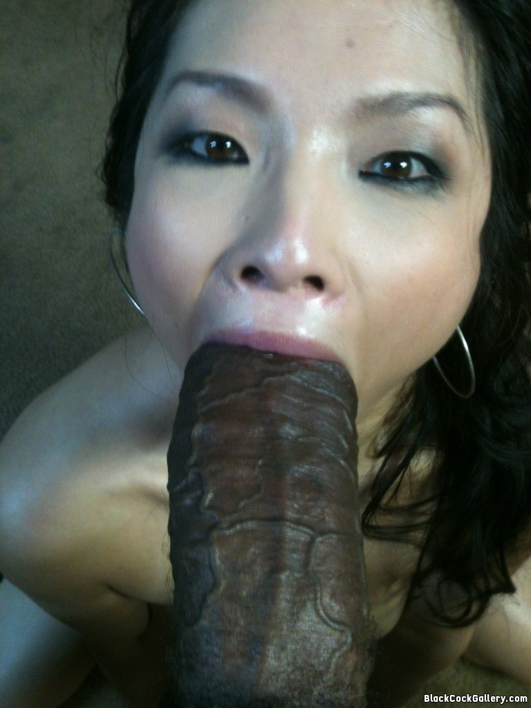 Asian Sucking Black Dick 115