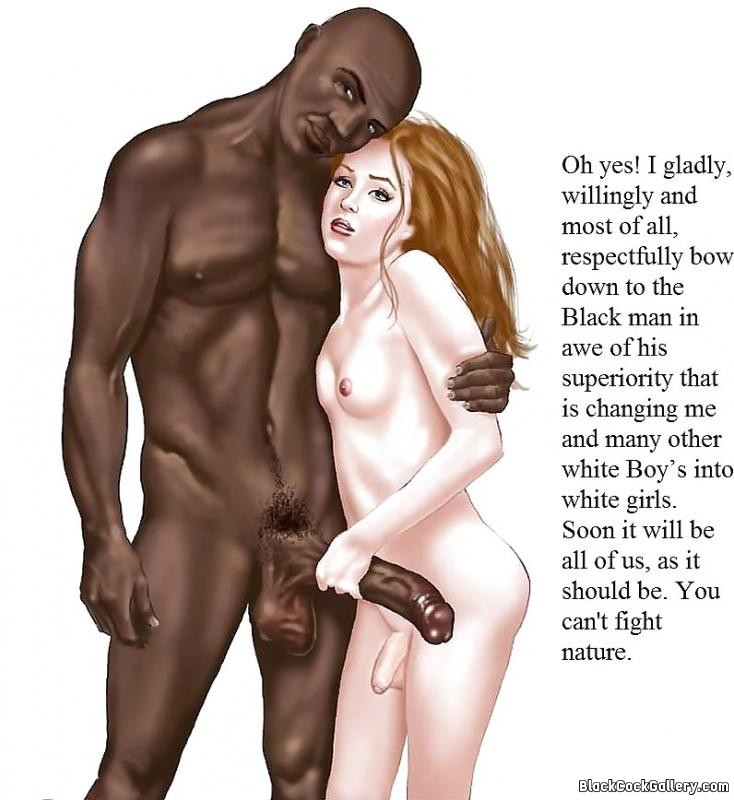 Tiny Black Teen White Cock