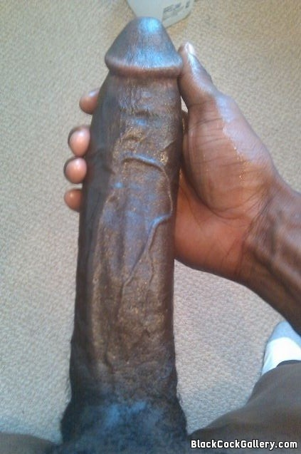 Consider, that pics of big black dick