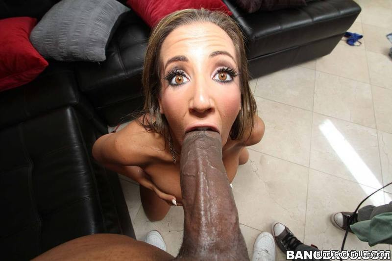 Cum in her mouth girl